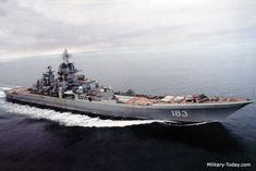 Kirov  (heavy nuclear-powered guided missile cruiser)