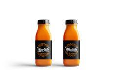 Veganade Fruit Juice — The Dieline - Branding & Packaging Design