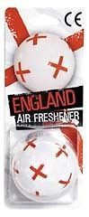 #England football car air freshener - cool #cologne by #streetwise,  View more on the LINK: http://www.zeppy.io/product/gb/2/131404217084/