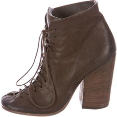 From China Online Cheap Price Original Pre-owned - Brown Leather Lace ups Mars For Nice Outlet Inexpensive 2018 New Sale Online tBGnei9nj