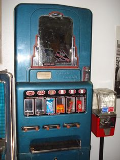 the candy bar dispenser