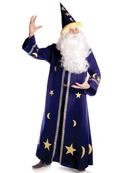 merlin the wizard costume | ... wizard merlin this halloween in this mens magic merlin wizard costume