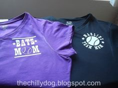 How to make personalized team mom t-shirts using a die cut machine and heat transfer material. Water Bottle Crafts, Plastic Bottle Flowers, Plastic Bottle Crafts, Recycle Plastic Bottles, Water Bottles, Recycled Art Projects, Easy Craft Projects, Craft Ideas, Chilly Dogs