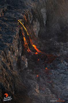 Big Island Now: Kilauea Lava Ocean Entry 'Huge'