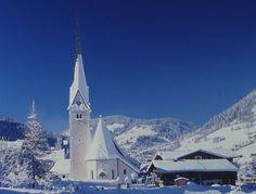 Wildschonau, Austria