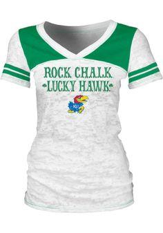 Kansas jayhawks on pinterest basketball rocks and for Funny kansas jayhawks t shirts