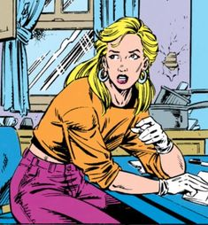 Stephanie Brown, Detective Comics, Fictional Characters, Art, Art Background, Kunst, Performing Arts, Fantasy Characters, Art Education Resources