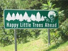 Happy trees!