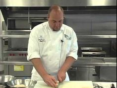 ▶ Knife skills with The Chef's Academy: Practical cuts - YouTube--potato