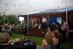 10 x 8.2 canopy rig for a cocktail style wedding. #weddings #stretchtentsbop #stretchtentsnz #thecoromandel #taurangaweddings