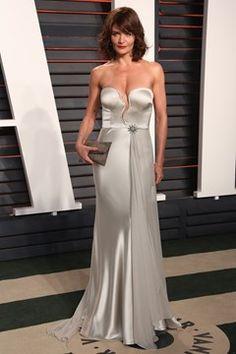 Vanity Fair Oscars party - February 28 2016  Helena Christensen.