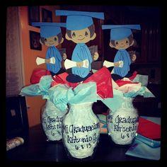 Graduation centerpieces