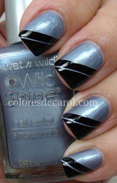 rain check nail polish | Colores de Carol: Wet n Wild - Rain Check
