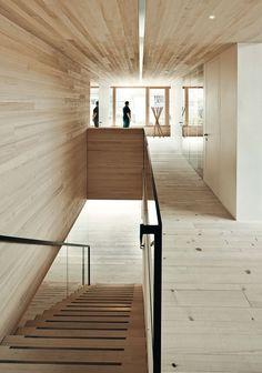 Beautiful Deckengestaltung Abgehangte Holzdecke Contemporary ...