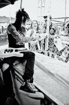 Jacky Vincent Of Falling In Reverse