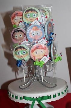 Super WHY Birthday Decorations | Super Why Birthday Party Ideas | Photo 8 of 23 | Catch My Party