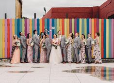 From a romantic rooftop wedding in downtown Roanoke to rustic-chic nuptials with a Blue Ridge Mountain backdrop, these are a few of our favorite Virginia weddings that have pulled at our heart strings and left us misty-eyed. Rooftop Wedding, Wedding Venues, Misty Eyes, Floral Bridesmaid Dresses, Virginia Is For Lovers, Romantic Travel, Norfolk, Bride Groom, Photographer Wedding