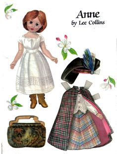 Anne of Green Gables* 1500 free paper dolls at Arielle Gabriel's The International Paper Doll Society and also free China and Japan paper dolls at The China Adventures of Arielle Gabriel * Paper Cutting, Missing Missy, Paper Art, Paper Crafts, Foam Crafts, Marionette, Paper Dolls Printable, Paper People, Bobe