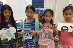 Crafternoon Twin Oaks Branch Library Austin, TX #Kids #Events