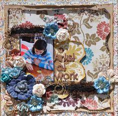 HomesCool In My Little Corner: Artist at Work - YMH