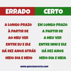 Build Your Brazilian Portuguese Vocabulary Portuguese Phrases, Portuguese Grammar, Portuguese Lessons, Portuguese Language, Learn Brazilian Portuguese, Learn A New Language, Studyblr, Study Notes, School Hacks