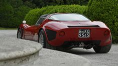 Alfa Romeo 332 Stradale 1968