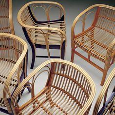 Uragano chairs - DePadova