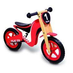 Bicicleta de madera Cross de Vilac