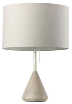 Flask Table Lamp