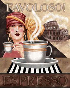 """""""Espresso""""  by Thomas Wood"""