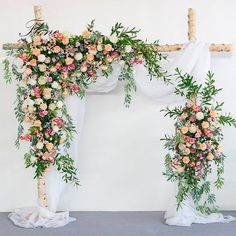 Customized artificial flower arch swag DIY Wedding home party stage backdrop swag decor silk flower swag arch lead flower wall gauze - Ignacea Mcirkew Rainbow Wedding Centerpieces, Outdoor Wedding Decorations, Flower Decorations, Table Decorations, Wedding Reception Backdrop, Wedding Ceremony Backdrop, Wedding Mandap, Wedding Receptions, Wedding Humor