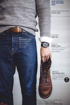 men's fall fashion outfit inspiration