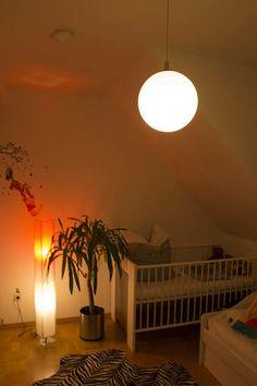 Mit den #Philip #Hue Leuchten lässt sich ein Sonnenaufgang darstellen