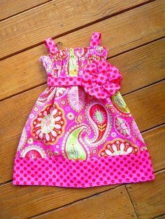 Paisley Halter DressYOU CHOOSE SIZE by shekabeboutique on Etsy, $38.00