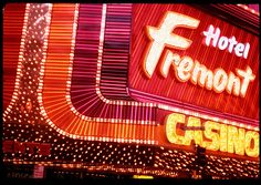 "Who can forget ""Fremont Street""? This was the best to people watch Las Vegas Resorts, Las Vegas City, Las Vegas Nevada, Vegas Vacation, Authorized Disney Vacation Planner, Fremont Street, Honeymoon Spots, Sin City, Signs"