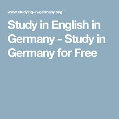 toytown germany english language news and chat studying in