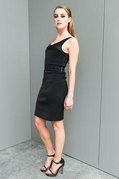 Celebrity Style - Amber Heard - monstylepin #fashion #icon #celebrity #style #amberheard