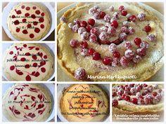 Marian Herkkupuoti: Valkosuklaajuustokakku Pancakes, Breakfast, Food, Morning Coffee, Essen, Pancake, Meals, Yemek, Eten