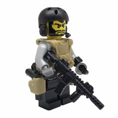 """This Global Response Staff (GRS) Member working for the """"other government agency (OGA)"""" is a direct action soldier and personal protection specialist. Private Security, Master Chief, No Response, Brick, American, Bricks"""