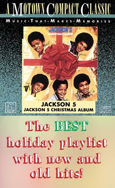 Jackson 5 brings me back to my family Christmas
