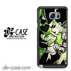 Frankenlove Frankenstein Bride Monster For Samsung Galaxy Note 5 Case Phone Case Gift Present