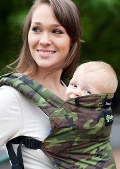Camo Boba Carrier 3G l Boba Carriers :: Carry Me Away. Can't wait to get my hands on mine.