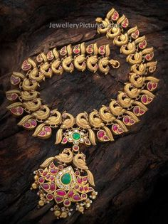 Antique Jewellery - Page 2 of 4 Latest Indian Jewelry - Jewellery Designs