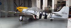 North American Mustang P-51D 1944 Imperial War Museum Duxford