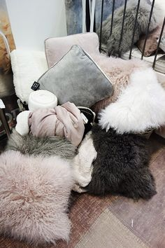 https://flic.kr/p/fPWx59 | pastels+grey_Eightmood_LR | Trends: Maison&Objet 2013 blogged today on decor8 by Gudy Herder