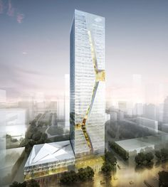 Guosen Securities Tower / Massimiliano + Doriana Fuksas