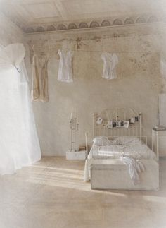 Photograph by Christin Lamáde Yummy vintage whites white decor romantic prairie farmhouse cottage style