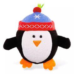 Keepsake Kids Penguin Pal Plush Ornament