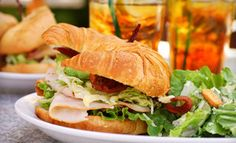 Sandwiches and Coffee for Two or $20 for $40 Worth of Catering at Christopher's Cafe