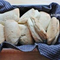 Jamaican Coco Bread Recipe (video)